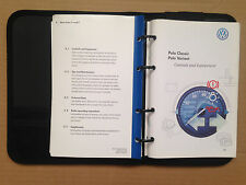 VW POLO CLASSIC & ESTATE Owners Manual Handbook 1.4 1.6 TDi 1.9 SDi Diesel CL