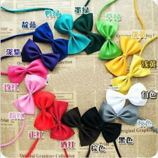 Cute Dog Cat Pet Kitten Puppy Kids Toys Bowtie Bow Tie Necktie Collar Clothes