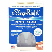 SleepRight Secure Comfort Teeth Grinding Mouth Guard Night Guard Bruxism
