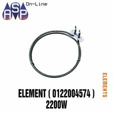 CHEF ELECTROLUX SIMPSON WESTINGHOUSE FAN FORCED OVEN ELEMENT 0122004574