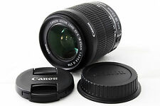 Excellent  Canon EF-S 18-55mm f/3.5-5.6 STM IS Lens From Japan #56
