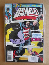 US AGENT #3 1993   Marvel Comics  [SA36]