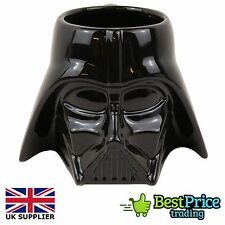 Official Disney Star Wars Darth Vader 3D Ceramic Mug *BRAND NEW
