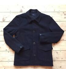 Paul Smith Wool Pea Coat - Size Small S RRP £360