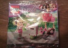 "LEGO FRIENDS Set No.30105 - ""Stephanie's Mailbox"" - NEW FACTORY SEALED POLYBAG"