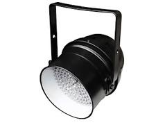 Kam PAR64M MKIII Black LED PAR 64 Stage Disco Lighting Uplighter DMX