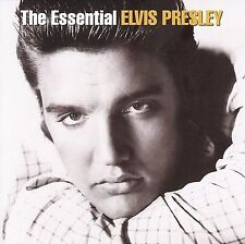 The Essential Elvis Presley [RCA/Sony BMG] by Elvis Presley (CD, Jan-2007, 2...