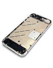 iPhone 4S Silver Mid frame Bezel ATT/GSM and Verizon/CDMA (Apple Original Part)