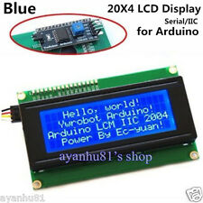Serial IIC I2C TWI 20X4 204 2004 Character 5V LCD Module Display Screen Arduino