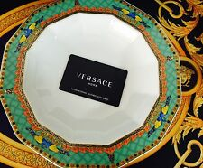 VERSACE LE VOYAGE MARCO POLO BOWL PLATE SOUP Rosenthal in box  retired