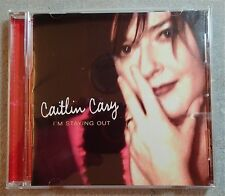 Caitlin Cary I'm Staying Out  CD Played Once