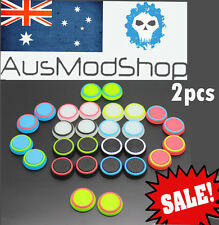 2x Controller Thumb Grip Analog Stick Caps Playstation PS3 PS4 Xbox ONE 360