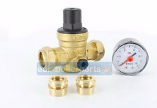ALTECNIC ERES Water Pressure Reducing Valve PRV Brass 15MM & 22MM Fitting UK NEW