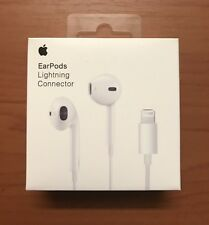 100% Genuine Apple EarPods with Lightning Connector for iPhone 7/ PLUS MMTN2ZM/A