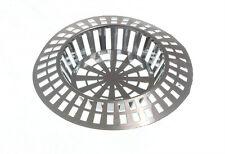 Lavandino / lavabo Filtro Capelli TRAPPOLA CATTURA 41 - 57mm Chrome-PKS di 1