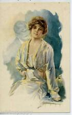 Il Bacio Glamour Girl Donnina PC Circa 1915