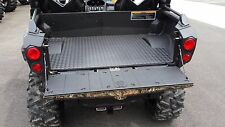 CAN-AM COMMANDER CARGO BED MATS 2016-2017 DIAMOND PLATE PATTERN