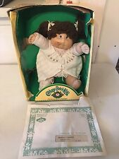 CABBAGE PATCH DOLL W/ Box And Papers (Year: 1982)