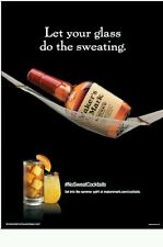 Makers Mark  relaxation poster 20 by 27