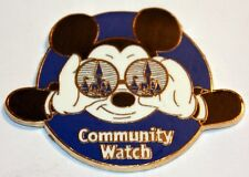 Community Watch - Mickey Mouse