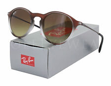 NEW Ray Ban 4243 6224/13 49mm Brown Grey Brown / Brown Gradient Sunglasses