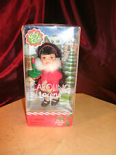 Mattel Barbie Kelly Club Caroling Lorena Doll/NRFB-free ship