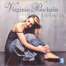 CD SINGLE Eurovision 2006 France : Virginie Pouchain Il etait temps NEW SEALED