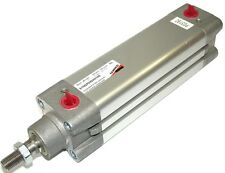 """NEW 4"""" CAMOZZI 1 1/2"""" BORE MAGNETIC AIR CYLINDER 61M2P040A0100"""