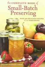 Topp & Howard-Small Batch Preserving  2Nd Edition  BOOK NEW