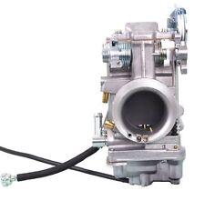 Mikuni HSR 45mm Standard Finish Carburetor for Harley and Custom Models