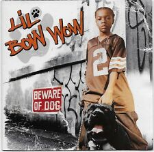 Beware of Dog by Lil' Bow Wow/Bow Wow (Rap) CD 2000 So So Def ... All Ages!!