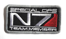 "Mass Effect N7 Special Ops Team Member Patch-3"" Wide- FREE S&H (MEPA-06)"