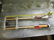 2004 Honda CRF250R Forks Front Suspension Triple Clamps CRF 125 250 R X 450 CR