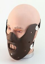 Dr Hannibal Lecter Silence of Lambs Film Halloween Fancy Dress Mask P7265