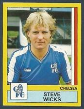 PANINI FOOTBALL 87-#061-CHELSEA-QPR-CRYSTAL PALACE-DERBY-STEVE WICKS