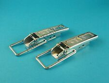 FREE P&P* 2 x Heavy Duty Medium Over Centre Catch - Trailers Horse Box #81302B