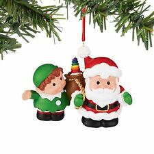 4051730 Dept 56 Fisher Price Little People Christmas Ornament NWT