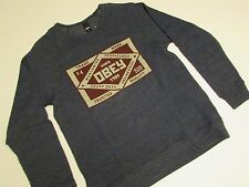 New  OBAY Crewneck Sweatshirt  / Navy Heather / Size Medium  / BAPE