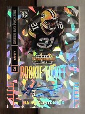 2014 Contenders Ha Ha Clinton-Dix Cracked Ice Rookie Ticket Auto /22 RC Gem Mint