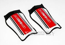 Set of 2 Euro2012 UEFA Shin Pads... Ball Game Football Sports Soccer Guards BNIP