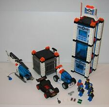 4611 LEGO Jack Stone Police HQ – 100% Complete NO Instructions NICE COND 2001