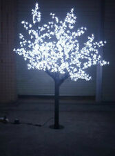 6ft height LED Cherry Blossom Tree Wedding Garden Holiday Christmas Light White