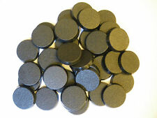 Table Board Games 25mm Round Close Base x 50 PCS (Ver. 3.0) fits to warhammer