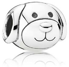 NEW AUTHENTIC PANDORA Sterling Silver Devoted Dog Animal Charm - 791707