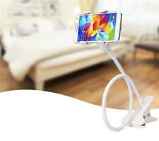 New Flexible 360°Clip Lazy Bed Desktop Bracket Mount Stand Holder For Cell Phone