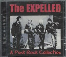 THE EXPELLED - A PUNK ROCK COLLECTION - (still sealed cd) - AHOY CD 105
