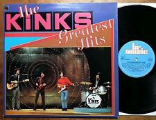 The Kinks - Greatest Hits - Belgien 1985 Br Music BRLP 15 Lola Waterloo TOP MINT