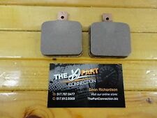 ARCTIC CAT FULL METALLIC BRAKE PADS MOUNTAIN CAT PANTERA SNO PRO EXT ZL ZR Z