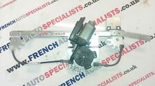 RENAULT SCENIC & GRAND II DRIVERS SIDE O/S REAR WINDOW REGULATOR MOTOR 2003-09