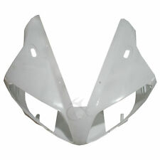 Unpainted New Upper Front Cowl Nose Fairing For YAMAHA YZF R1 YZF-R1 2002-2003